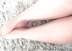 Worship my sexy Feet with an increment of pantyhose loser