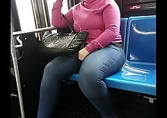 Candid Super Thick Italian Girl 2